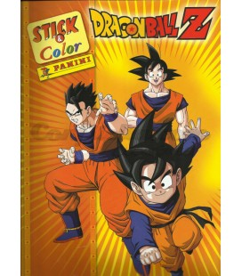 Stick & Color Dragon Ball N.44 de Panini
