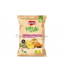 Chips Bio Turmeric+pepper Gurma