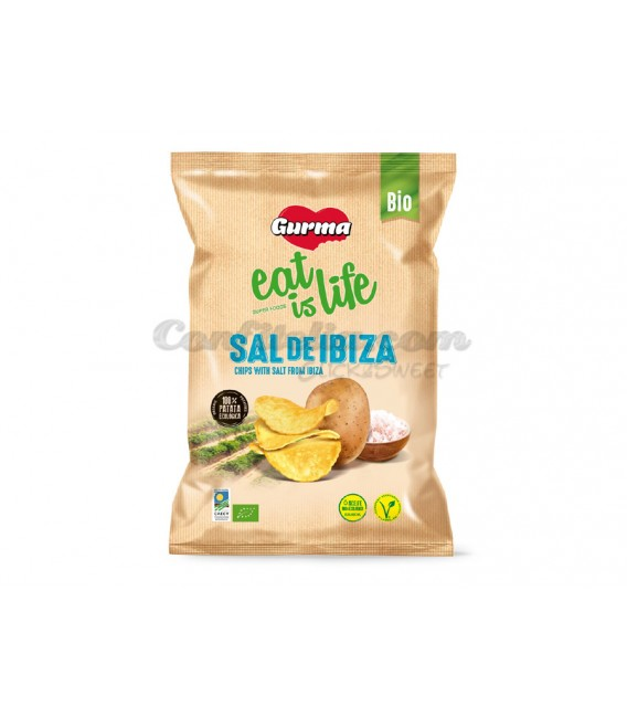 Chips Bio salt of Ibiza Gurma