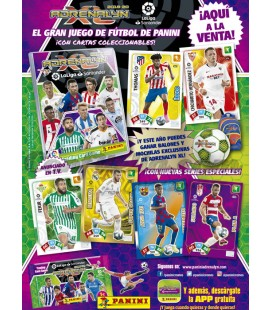 Pack lanzamiento Adrenalyn XL Liga 2020