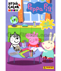Stick & Color Peppa Pig n. 73 of Panini