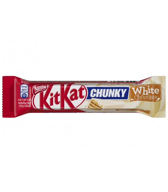 Barritas Kit Kat Chunky White