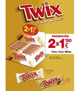 Twix & Twix White offer pack