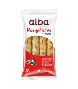 Alba sunflower seed snacks