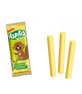 Aspitos snacks Natural flavour