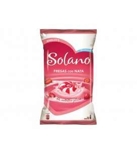 Solano Strawberry-cream sugarfree candy