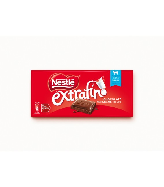 Chocolate Extrafino Nestle 125 g