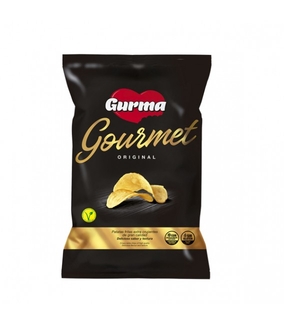 Gourmet Chips Gurma 140 grams.