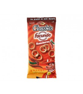 Chaskis snacks Rancheros 60 g