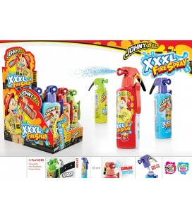 Fire spray XXXL candy