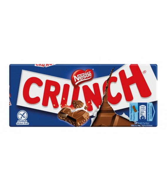 Tableta Crunch Nestle 100 g