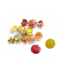 Jelly fruit candy Gelee