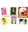 Dragon Ball Z stickers collection of Panini