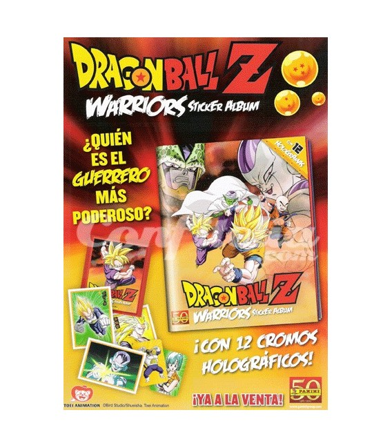 Dragon Ball Z launch pack