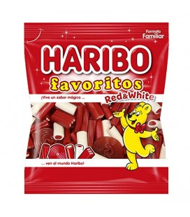 Regalices Favoritos Red&White de Haribo