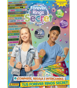 Pulseras Forever Rings Secret de Panini