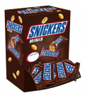 Chocolate Snickers Fun Size