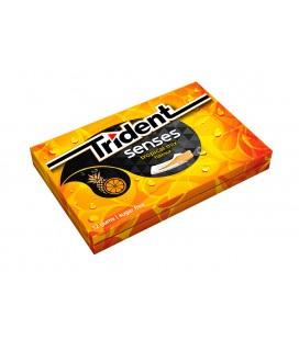 Trident Senses Tropical gum