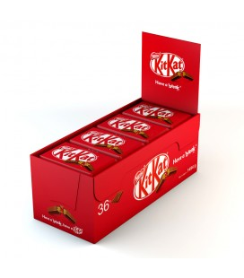 Chocolate bar Kit Kat Nestle 41,5 grs.