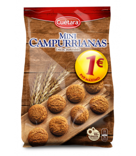 Galletas Mini Campurrianas de Cuetara