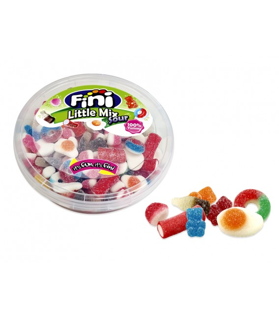 Surtido de chuches Little Mix Sour 500 g