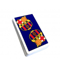 FC Barcelona Deck of cards