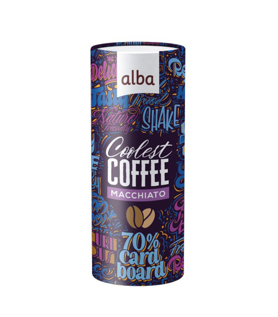 Macchiato Coffee drink by Alba