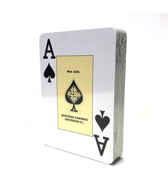 Poker Alfa deck of cards 54