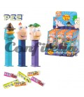 Phineas&Ferb Pez candy