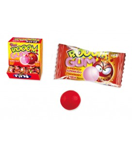 Chewing gum Finiboom strawberry