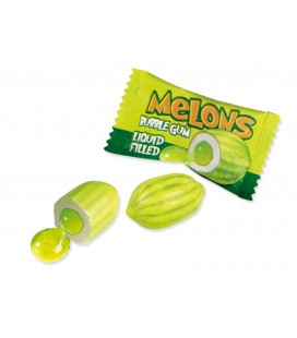Melons wrapped gums Fini