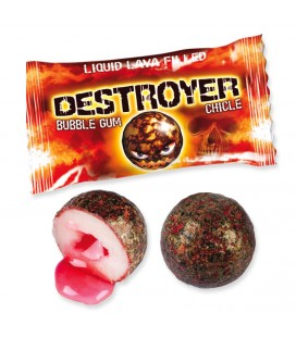 Destroyer bubble gum Fini