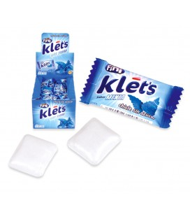 Klets peppermint sugarfree gum