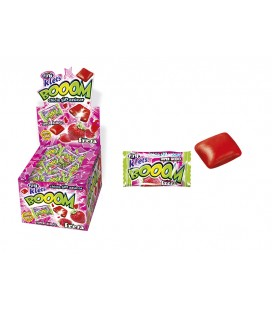 Klets Booom strawberry gum