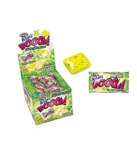 Chicle Klets Booom limon-manzana
