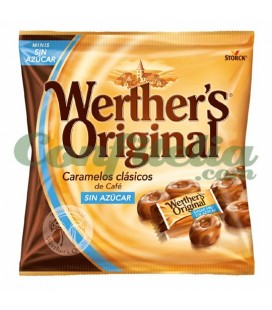Caramelo Werther's Cafe sin azucar