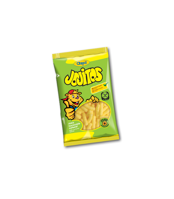 Jojitos snacks by Aspil