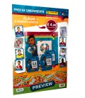 Pack lanzamiento Euro 2020 Preview de Panini