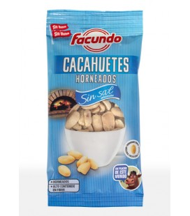 Peanuts without salt Facundo 90 g