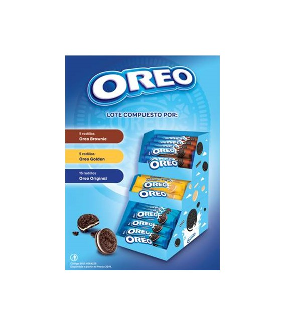 Pack de galletas Oreo