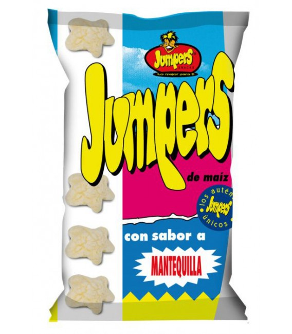 Snack Jumpers butter 100 g