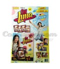 Soy Luna of Panini launch pack