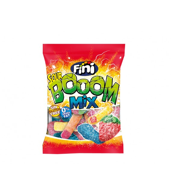Sour Booom Mix assortment Fini 100 g