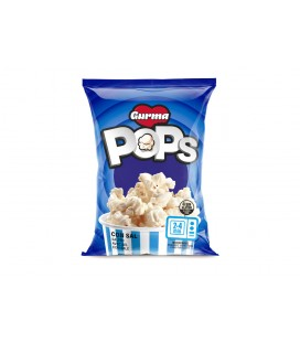 Microwave pop corn Gurma Pop salt