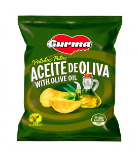 Oilve oil chips Gurma 45 g