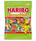 Favoritos Sour Haribo gummy jellies