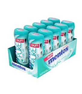 Mentos Gum Pure Wintergreen mint