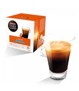 Dolce Gusto Lungo decaffeinated coffee