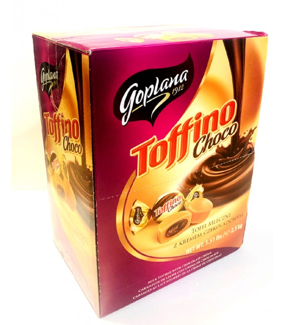 Caramelo Toffino Chocolate