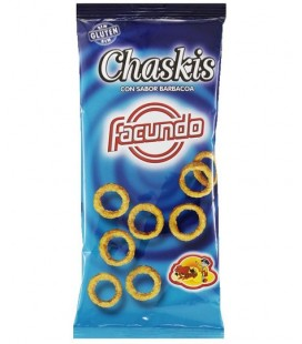 Snacks Chaskis Barbecue Facundo